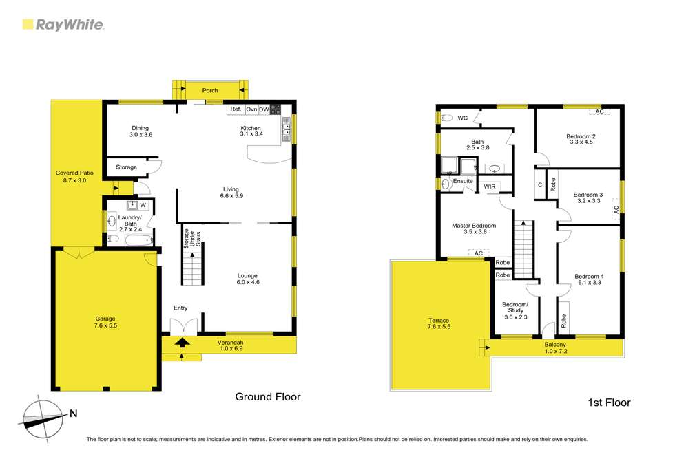 Floorplan of Homely house listing, 9 Balmain Court, Lalor VIC 3075