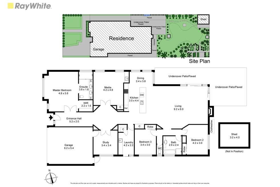 Floorplan of Homely house listing, 42 Capon Street, Malvern East VIC 3145