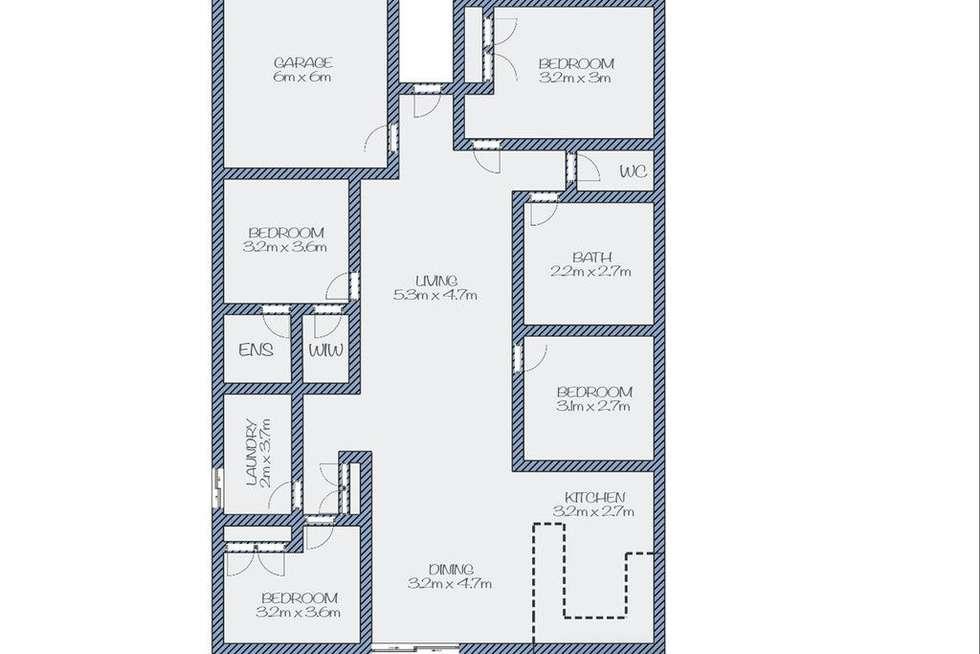 Floorplan of Homely house listing, 58 Bush Drive, South Grafton NSW 2460