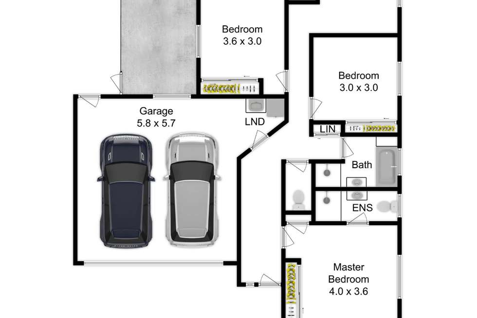 Floorplan of Homely house listing, 10 Beauchamp Street, Seventeen Mile Rocks QLD 4073