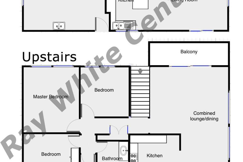 Floorplan of Homely house listing, 98 Tavistock Street, Oxley QLD 4075