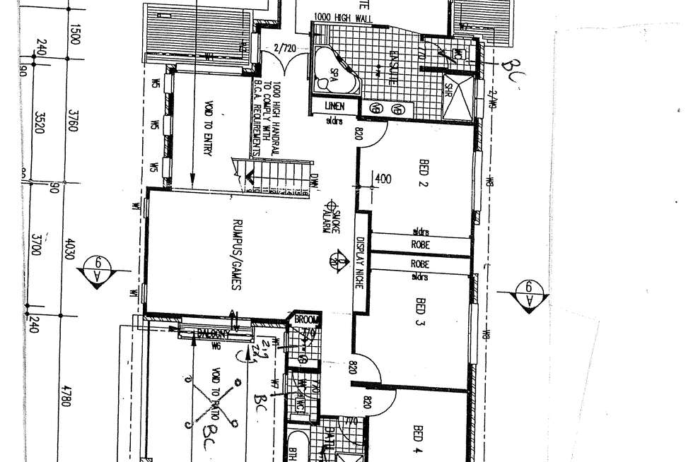 Floorplan of Homely house listing, 21 Enoggera Road (Entrance off Parker Lane), Newmarket QLD 4051