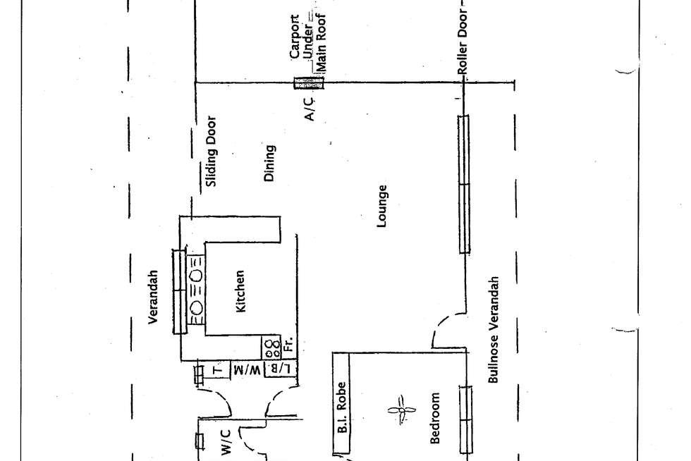 Floorplan of Homely house listing, 3 Philip Street, Mannum SA 5238