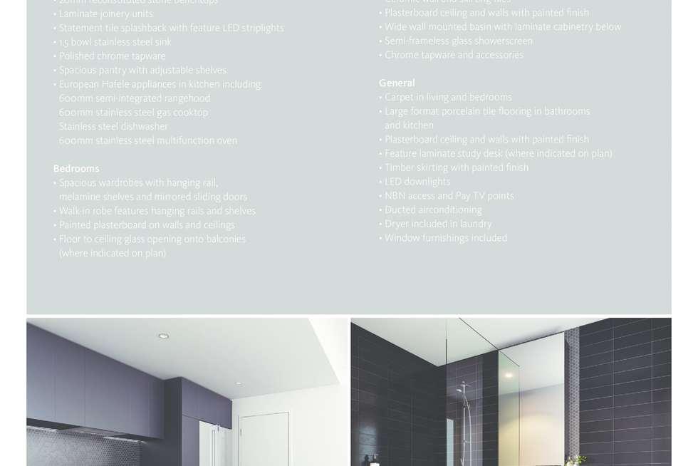 Floorplan of Homely apartment listing, 1104/48 Jephson Street, Toowong QLD 4066