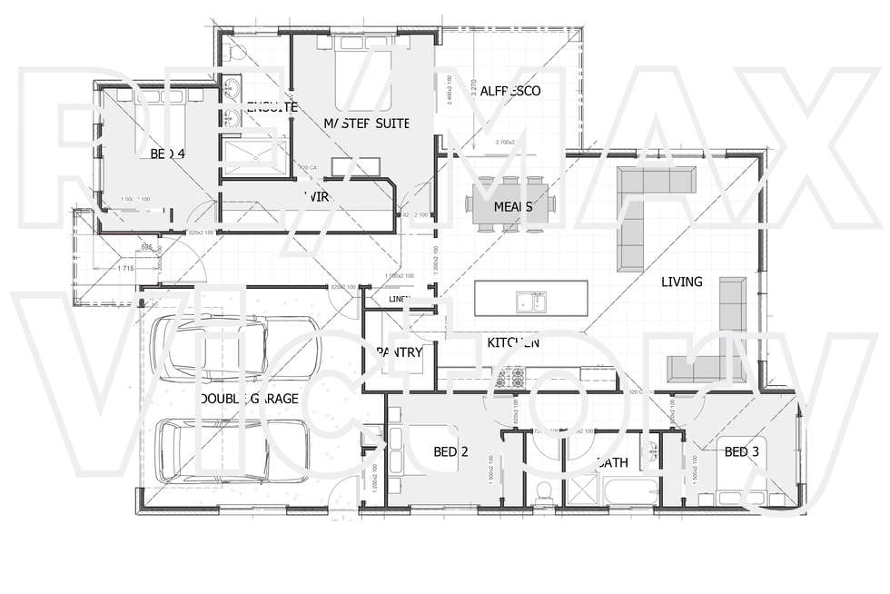 Floorplan of Homely house listing, 9 Arcadia Street, Upper Caboolture QLD 4510