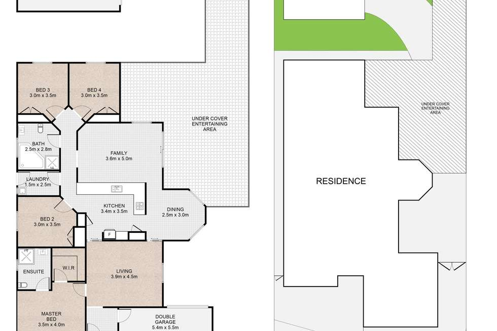 Floorplan of Homely house listing, 66 Yeramba Road, Summerland Point NSW 2259