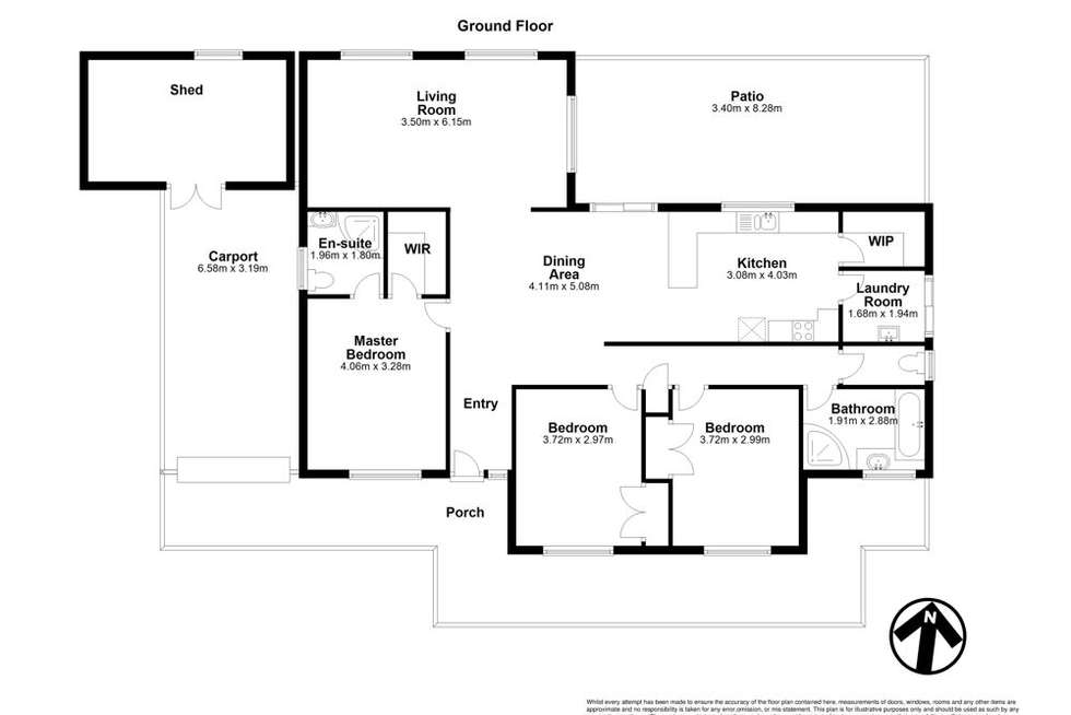 Floorplan of Homely house listing, 29 Listonia Drive, Albany Creek QLD 4035