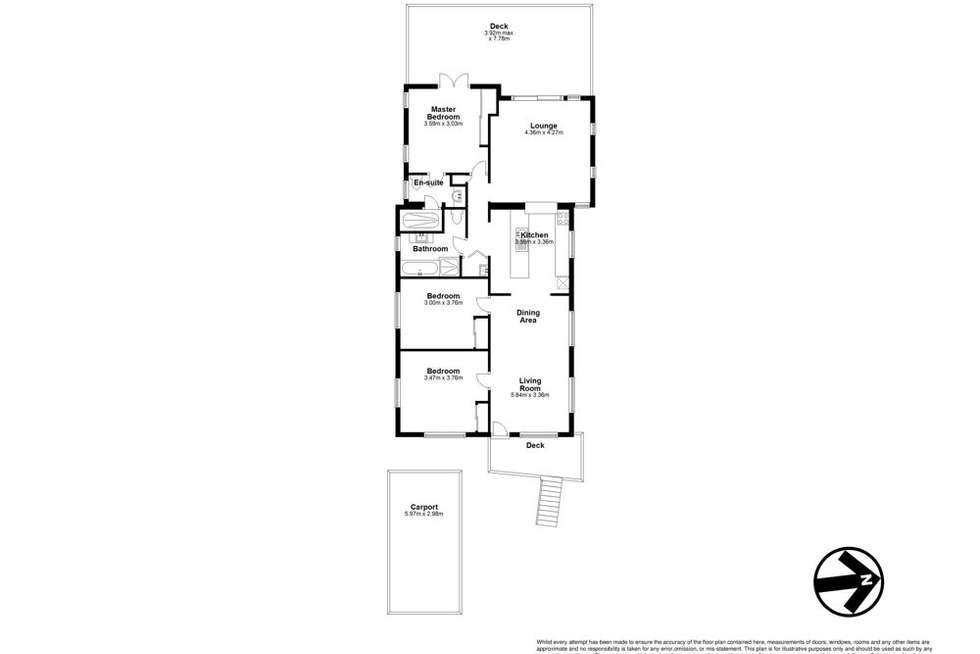 Floorplan of Homely house listing, 33 Asquith Street, Morningside QLD 4170