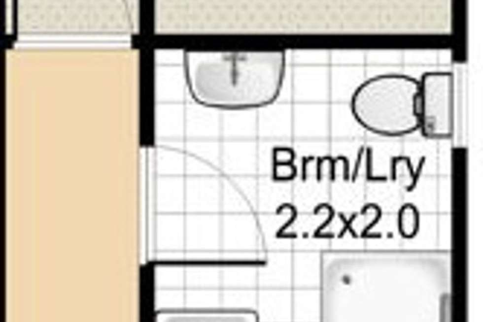 Floorplan of Homely semiDetached listing, 19b Liberator Street, Griffin QLD 4503