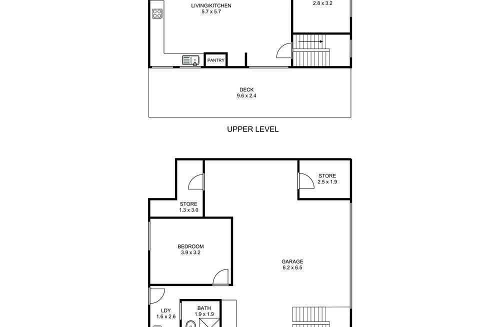 Floorplan of Homely house listing, 8 Nyssa Street, Armidale NSW 2350