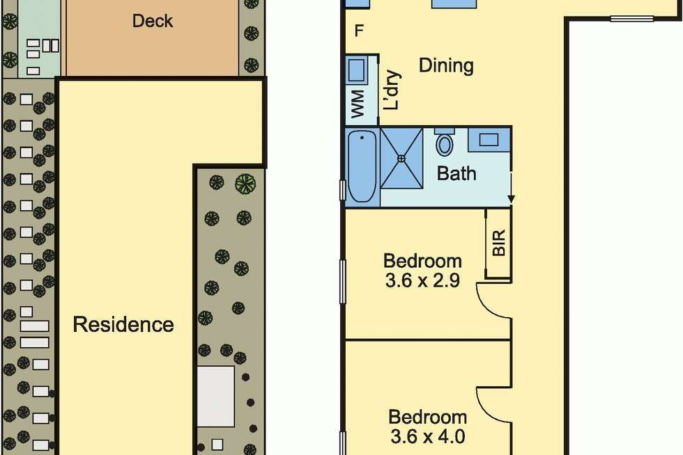 Floorplan of Homely house listing, 15 Deakin Street, Malvern East VIC 3145