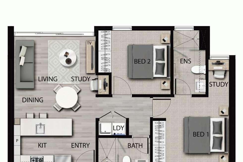 Floorplan of Homely apartment listing, 202/9 Camira Street, Malvern East VIC 3145