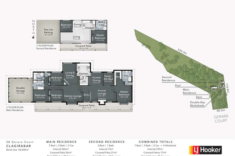 Floorplan of Homely house listing, 38 Gerara Court, Clagiraba QLD 4211