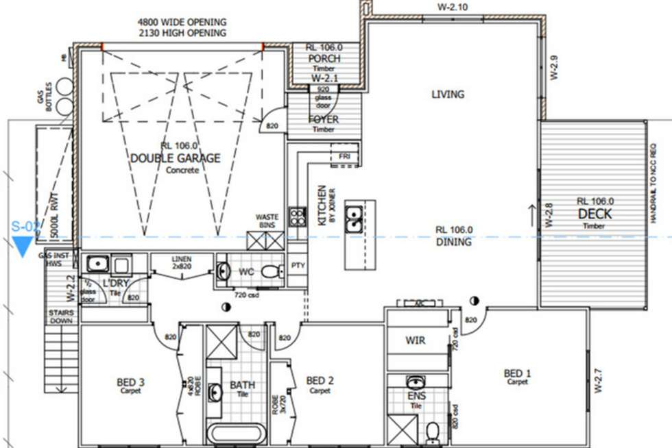Floorplan of Homely house listing, 2/223 Pacific Way, Tura Beach NSW 2548