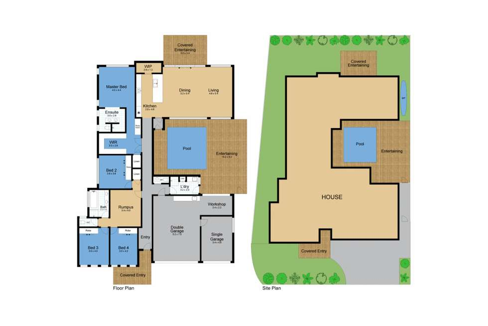 Floorplan of Homely house listing, 2 Windward Crescent, Gwandalan NSW 2259