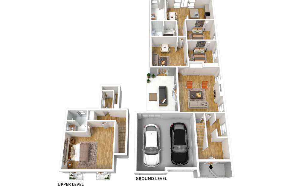 Floorplan of Homely house listing, 24A Queen Street, Glenunga SA 5064