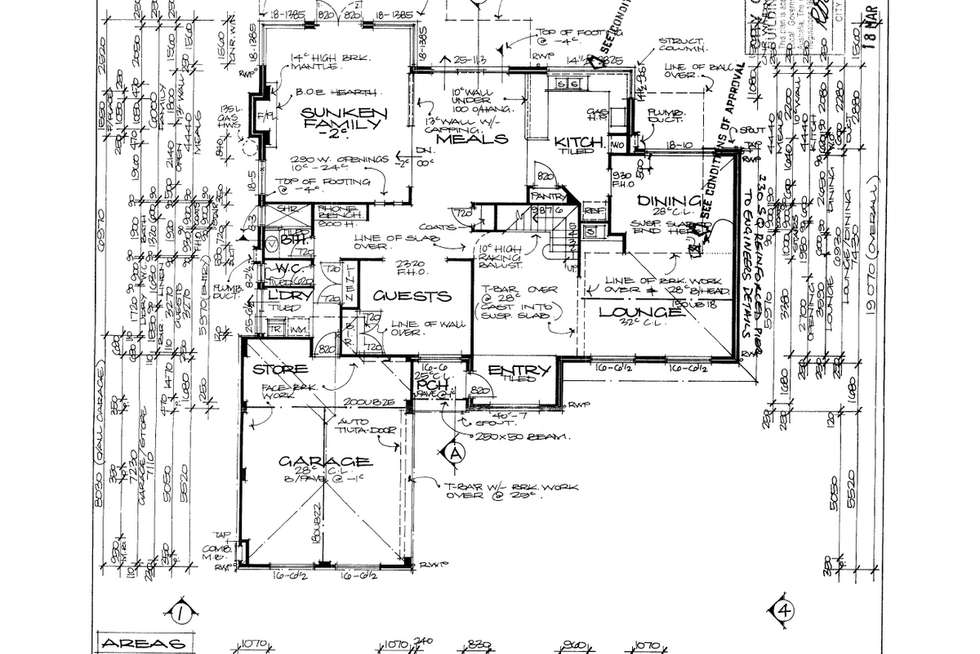 Floorplan of Homely house listing, 17 Gifford Mews, Currambine WA 6028