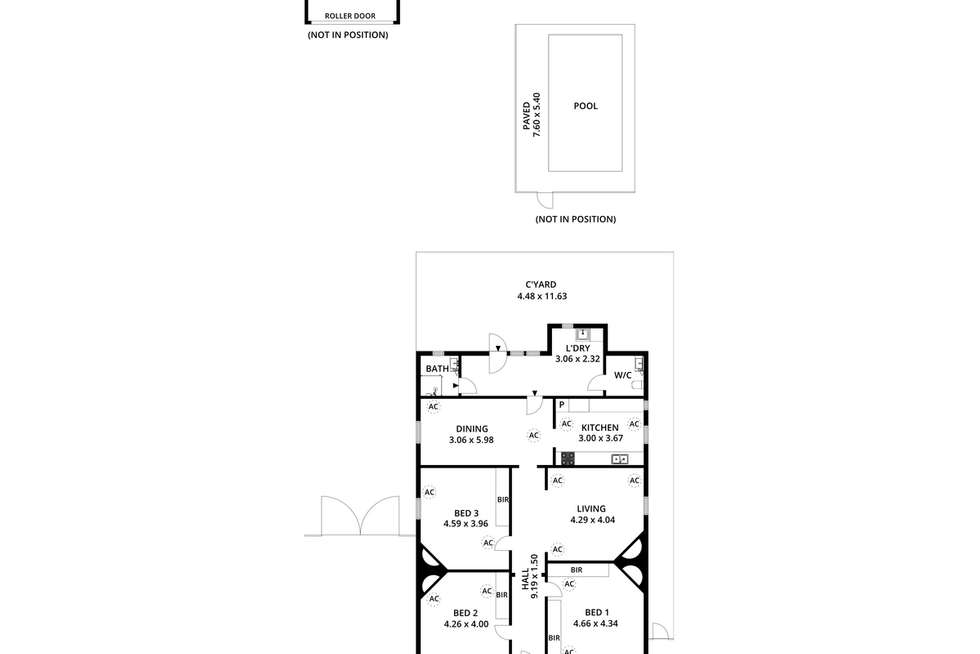 Floorplan of Homely house listing, 5 Battams Road, Royston Park SA 5070