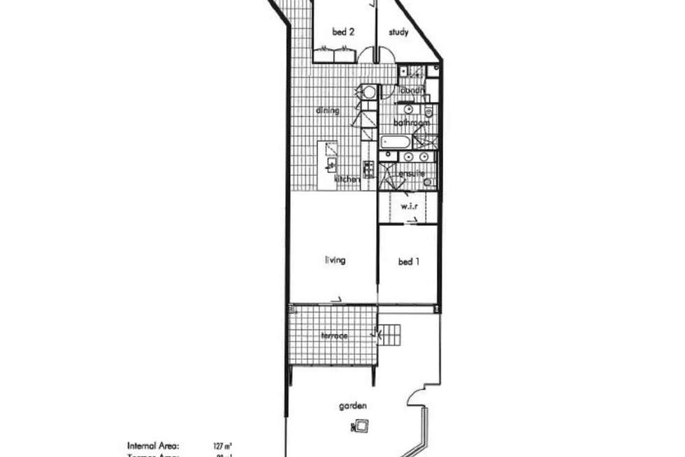Floorplan of Homely apartment listing, 106/11 Sharpley Avenue, Safety Beach VIC 3936