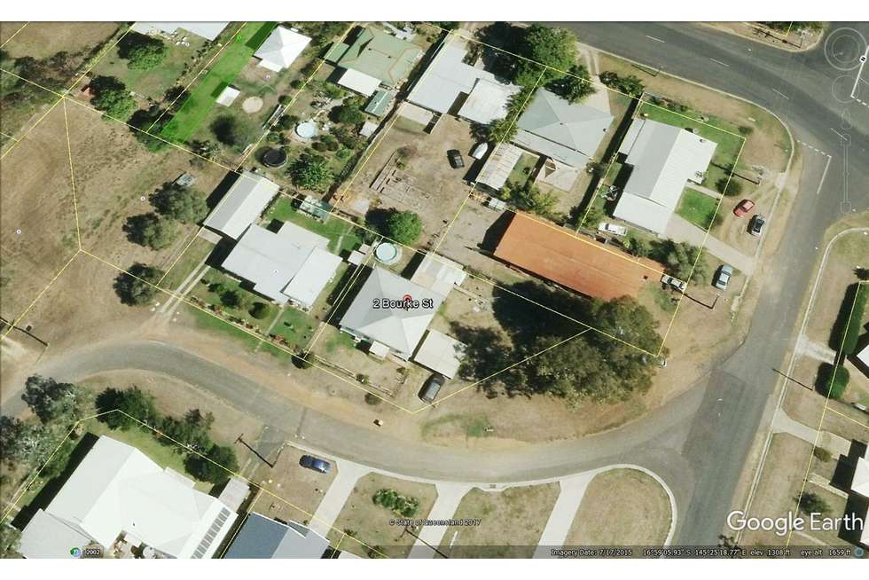 Floorplan of Homely house listing, 2 Bourke Street, Mareeba QLD 4880