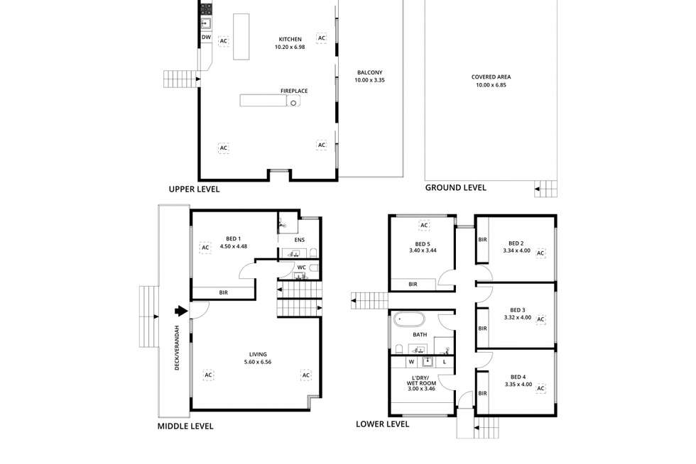 Floorplan of Homely house listing, 50 Marina Way, Mannum SA 5238