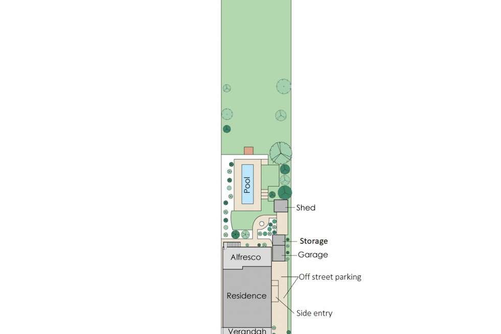 Floorplan of Homely house listing, 26 Victoria Street, Guildford WA 6055