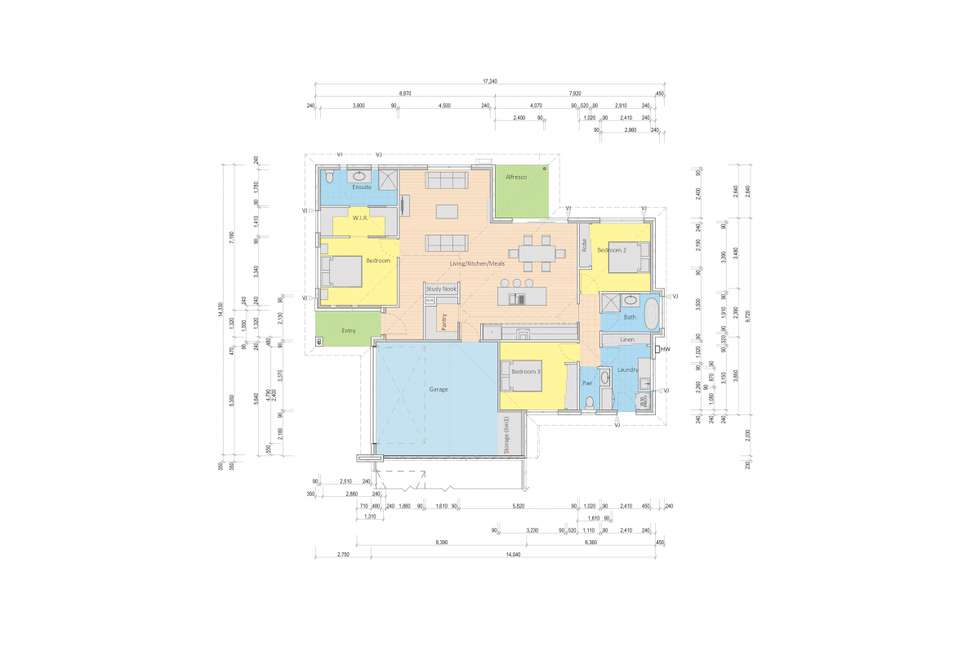 Floorplan of Homely townhouse listing, 4 Lapwing Lane, Sale VIC 3850