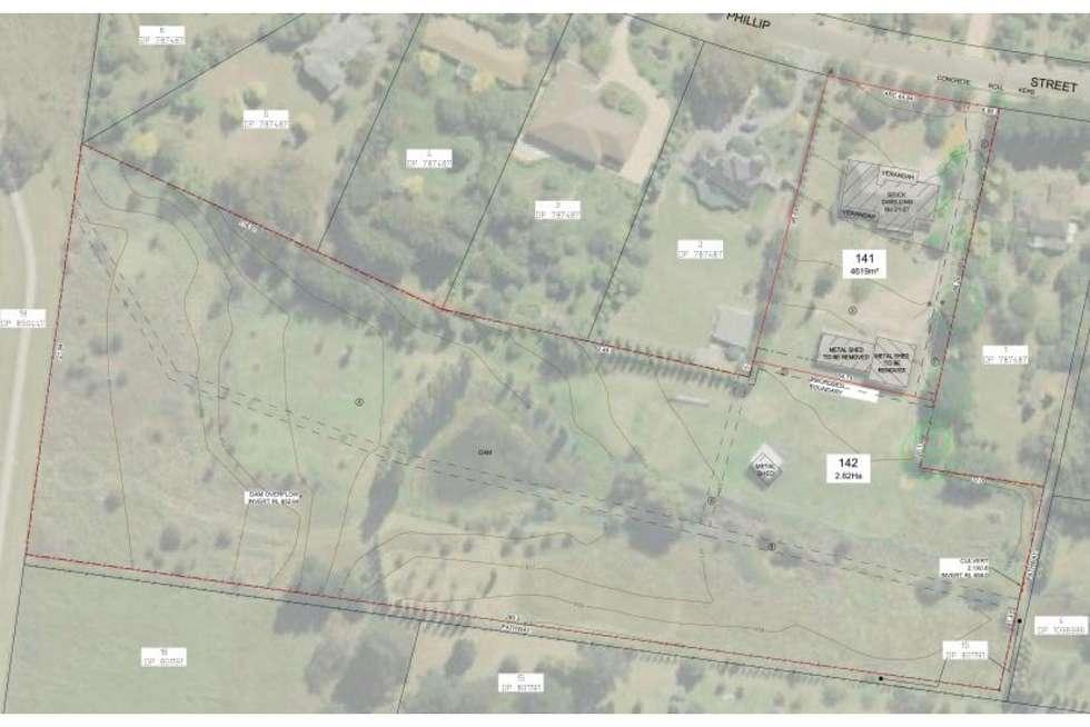 Floorplan of Homely residentialLand listing, 23 Phillip Street, Burradoo NSW 2576