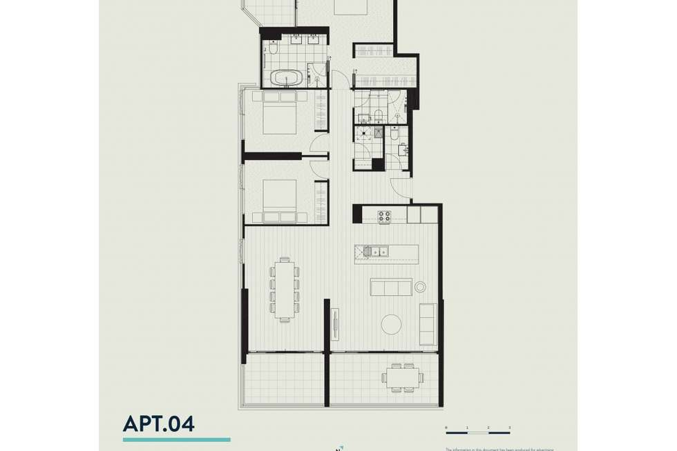 Floorplan of Homely apartment listing, 365 St Pauls Terrace, Fortitude Valley QLD 4006