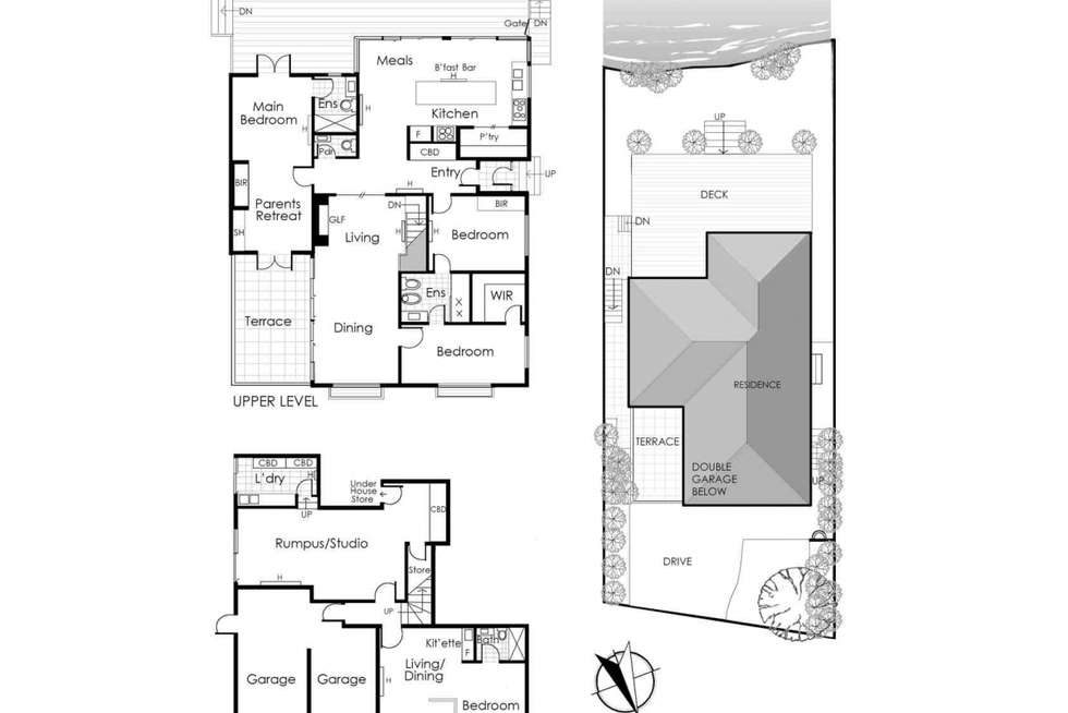 Floorplan of Homely house listing, 59 Parklands Avenue, Somers VIC 3927