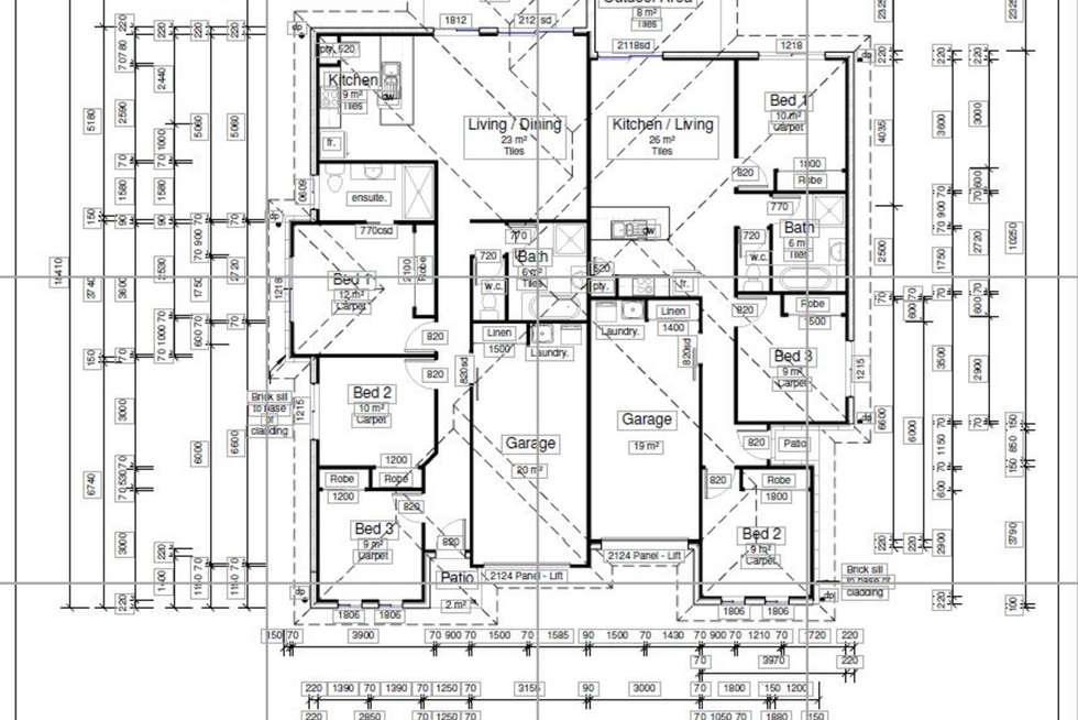 Floorplan of Homely house listing, 13 Reef Court, Bargara QLD 4670