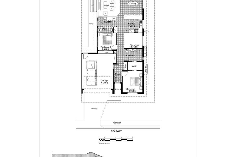 Floorplan of Homely house listing, 8 Flagship Drive, Trafalgar VIC 3824