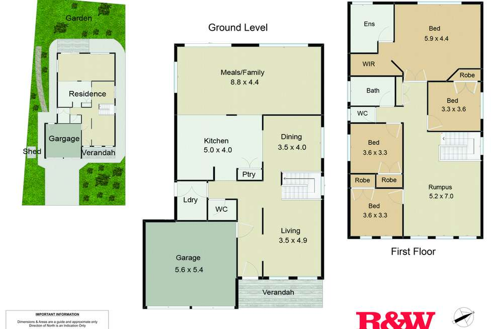 Floorplan of Homely house listing, 6 Seafarer Close, Belmont NSW 2280