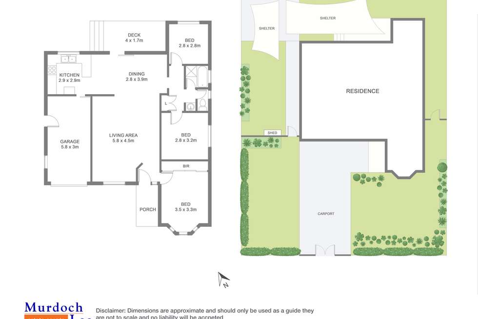 Floorplan of Homely house listing, 11 Carnegie Place, Castle Hill NSW 2154
