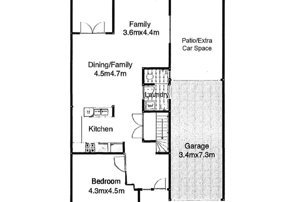 Floorplan of Homely house listing, 7 Refractory Court, Holroyd NSW 2142