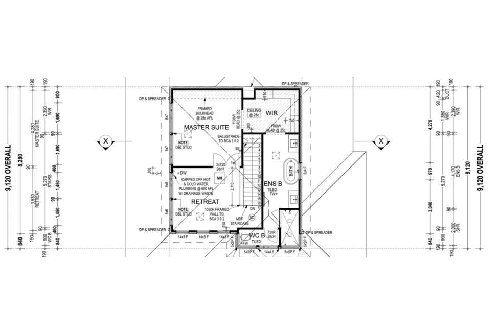 Floorplan of Homely house listing, 154 ST Stephens Crescent, Tapping WA 6065