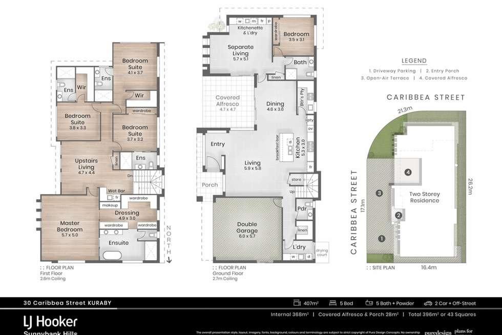 Floorplan of Homely house listing, 30 Caribbea Street, Kuraby QLD 4112