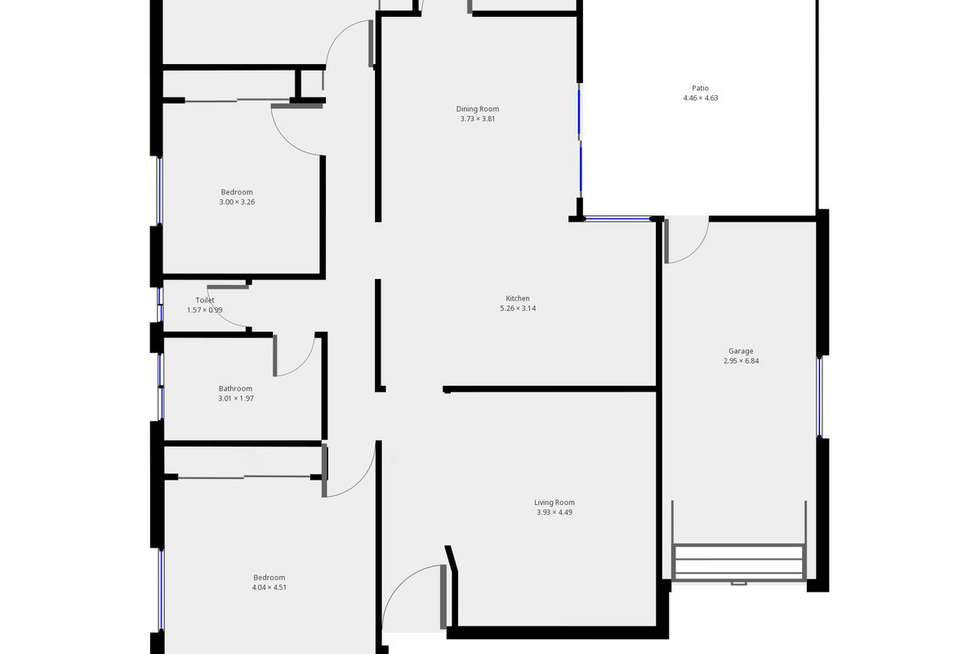 Floorplan of Homely house listing, 24 Bangalow Crescent, Raceview QLD 4305
