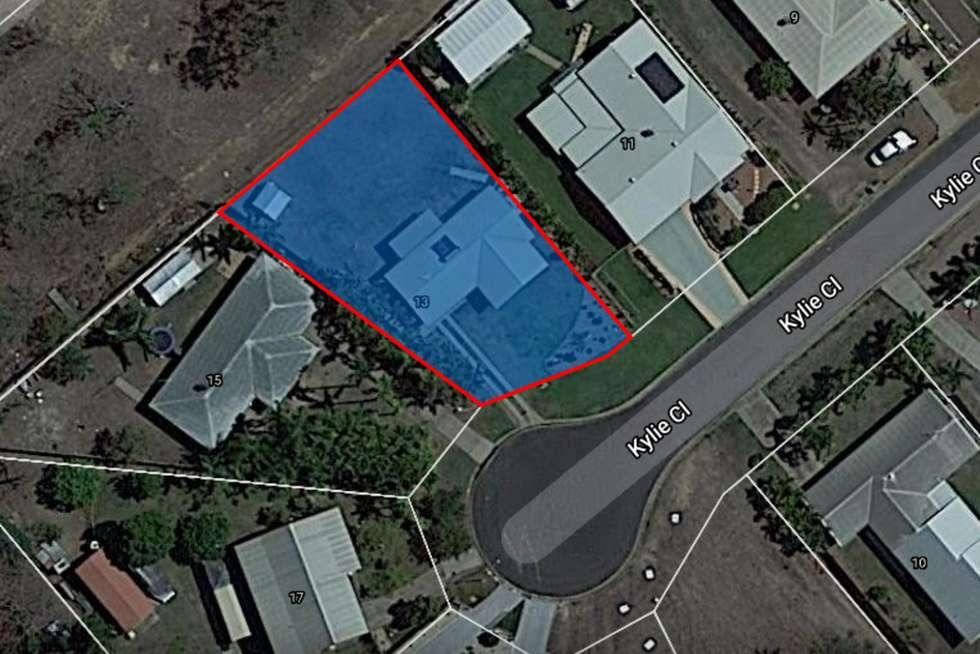 Floorplan of Homely house listing, 13 Kylie Close, Mareeba QLD 4880