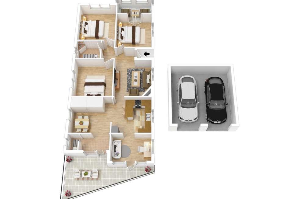 Floorplan of Homely house listing, 38 George Street, Belmont NSW 2280