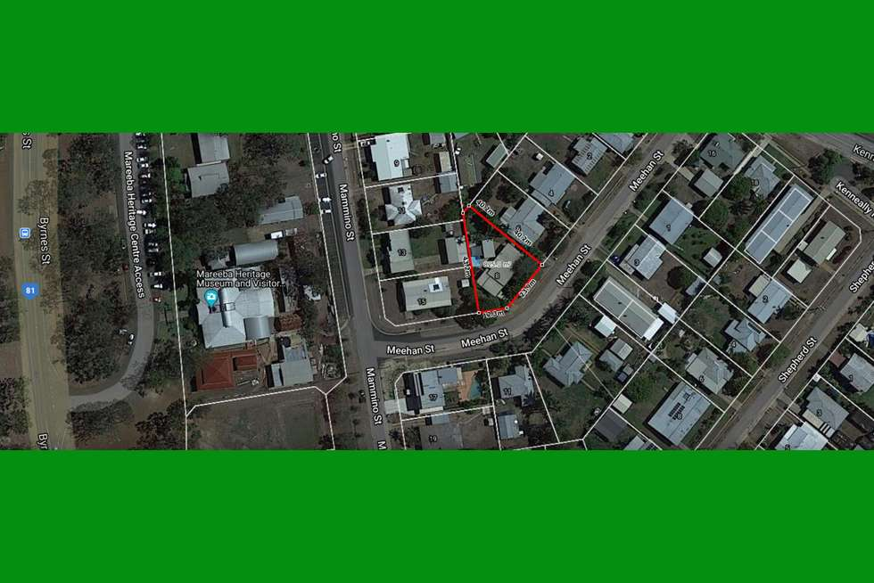 Floorplan of Homely house listing, 8 Meehan Street, Mareeba QLD 4880