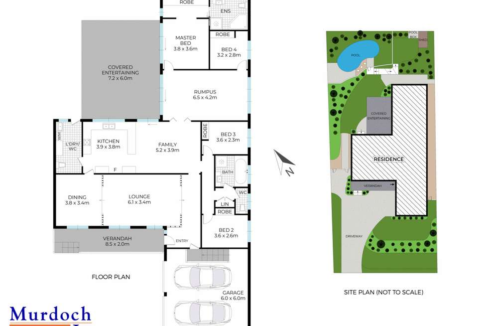 Floorplan of Homely house listing, 12 Coomalie Avenue, Castle Hill NSW 2154