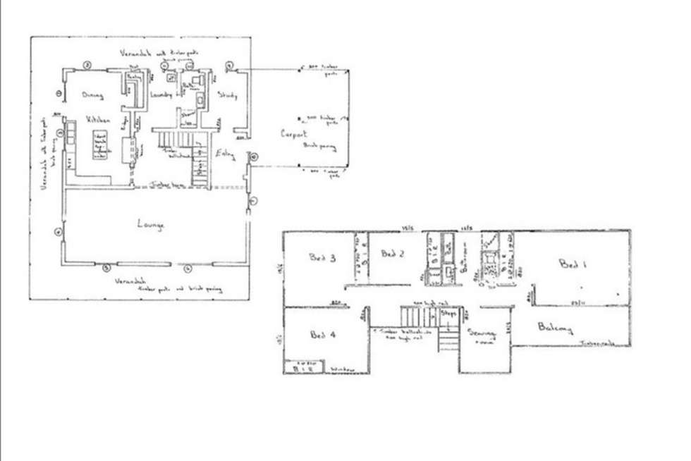Floorplan of Homely ruralOther listing, 76 Fernhill Road, Dingup WA 6258
