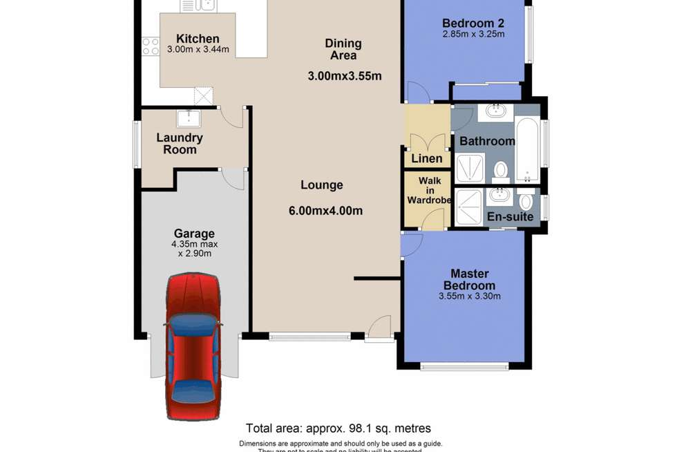 Floorplan of Homely house listing, 9 Sidwell Avenue, Shalvey NSW 2770