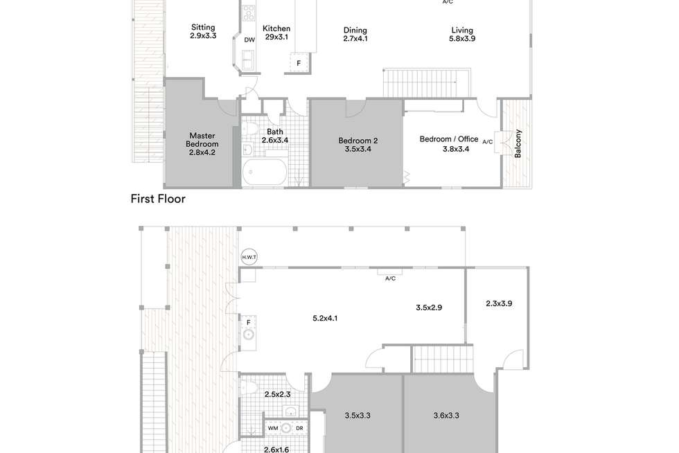 Floorplan of Homely house listing, 2 MacDonnell Road, Margate QLD 4019