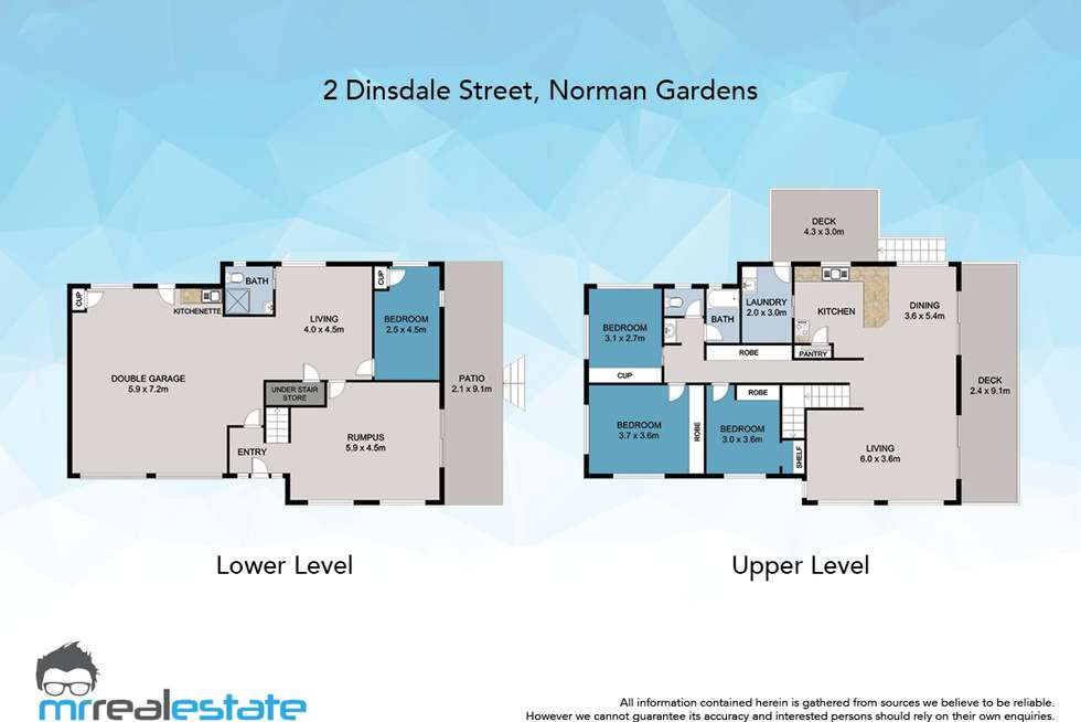 Floorplan of Homely house listing, 2 Dinsdale Street, Norman Gardens QLD 4701