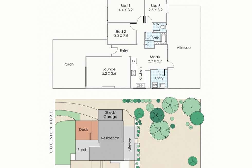Floorplan of Homely house listing, 1095 Coulston Road, Boya WA 6056