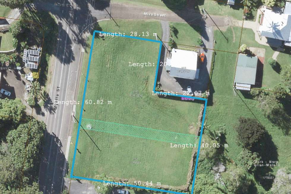 Floorplan of Homely residentialLand listing, 5 Myrtle Street, Maleny QLD 4552