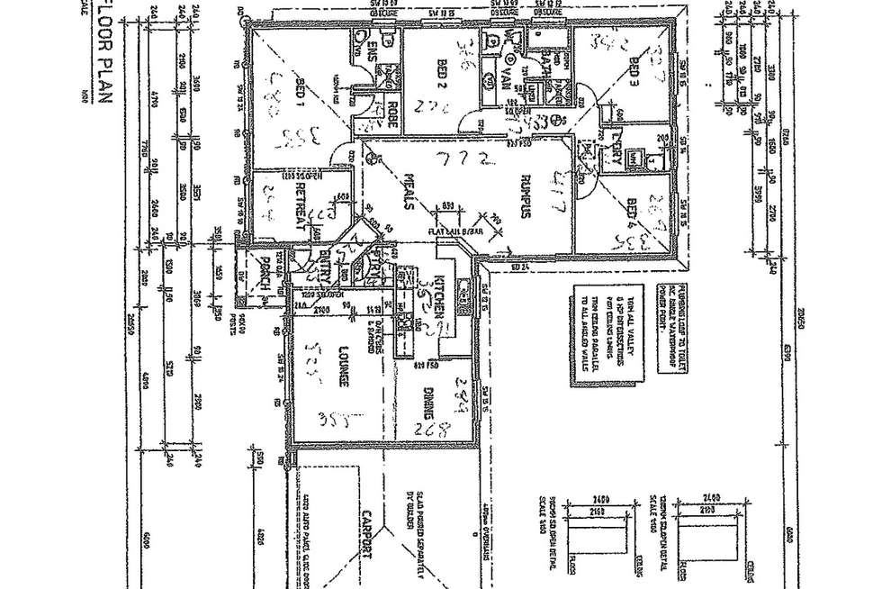 Floorplan of Homely house listing, 72 Sickerdick Street, Mannum SA 5238