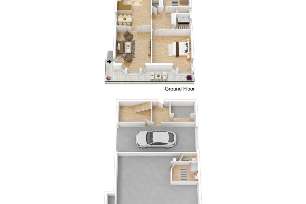 Floorplan of Homely house listing, 645 Glebe Road, Adamstown NSW 2289